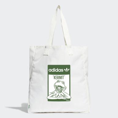 белый Сумка-шоппер Kermit