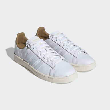 Originals White 032C Campus Shoes