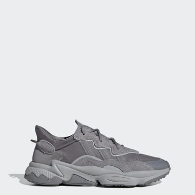 Men Originals Grey OZWEEGO Shoes