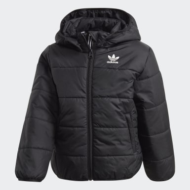 Kids 4-8 Years Originals Black Jacket
