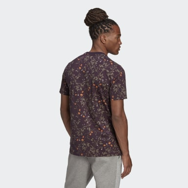 Polera Must Haves Estampada Hombre Athletics