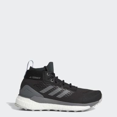 Sapatos de Caminhada Free Hiker GTX TERREX Cinzento Mulher TERREX