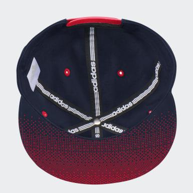 Men's Hockey Multicolor Capitals Logo Snapback Hat