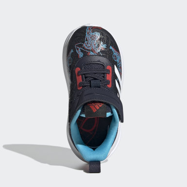 Sapatos Marvel Spider-Man FortaRun Azul Criança Treino