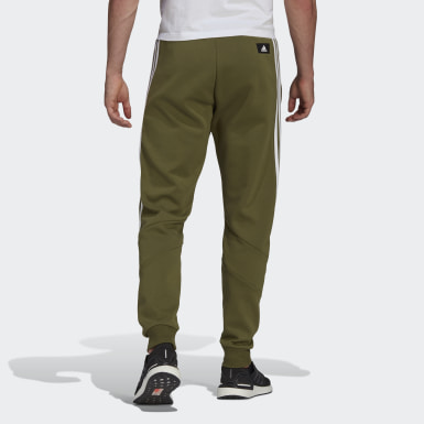 Men Athletics Green adidas Sportswear 3-Stripes Sweat Pants