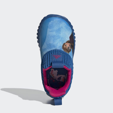 Infants Training Blue Frozen RapidaZen Shoes