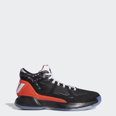 Basketbal čierna Tenisky D Rose 10