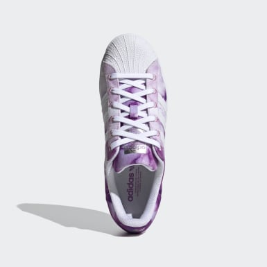 Tenis Superstar Violeta Mujer Originals
