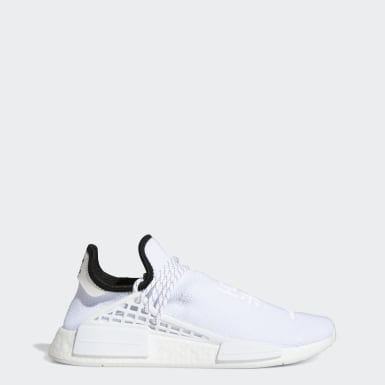 Erkek Originals Beyaz HU NMD Ayakkabı