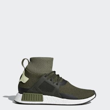 all grønn new adidas nmd