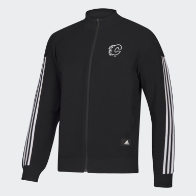 Flames ID Knit Track Jacket