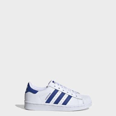 Children Originals White Superstar Shoes
