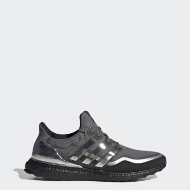 Men Running Grey Ultraboost MTL Shoes