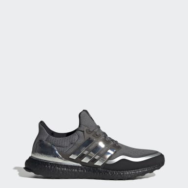 Men Running Grey Ultraboost MTL Shoes