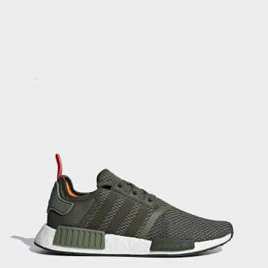 uk availability 0ae59 ba33b Green NMD R1 Shoes | adidas US