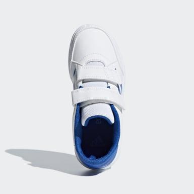 Boys Løb Hvid AltaSport sko