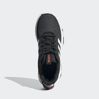 Children Essentials Black Racer TR 2.0 Shoes