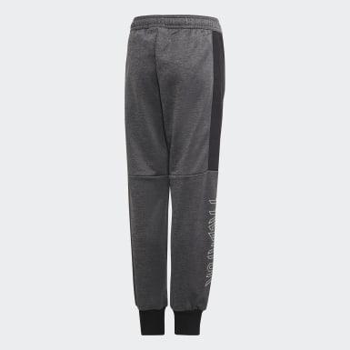 Youth Training Black Warm Pants