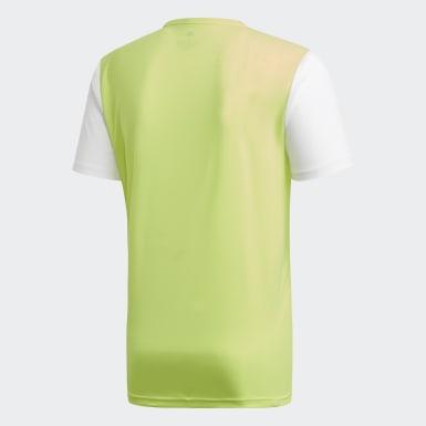 Camisa Estro 19 Amarelo Homem Futebol