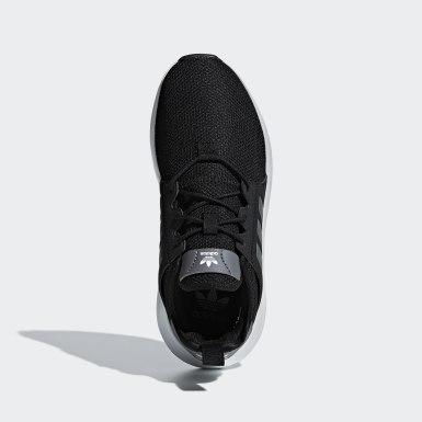 Sapatos X_PLR Preto Criança Originals