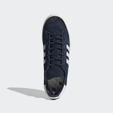 Chaussure Campus 80s bleu Originals