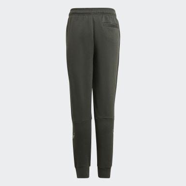 Pantalon Outline Vert Garçons Originals