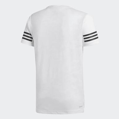 Men Training White FreeLift Climacool T-Shirt