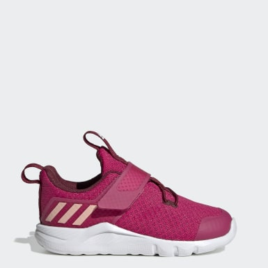 Zapatillas RapidaFlex Rosado Niño Training