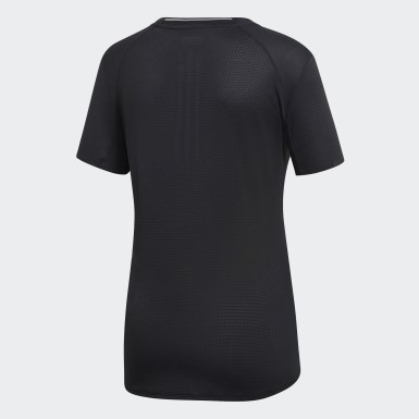 Kadın Koşu Siyah Franchise Supernova Tişört