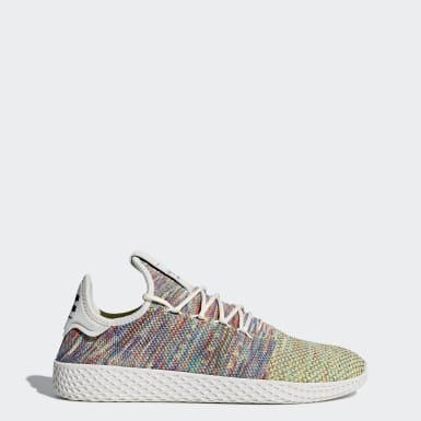 Pharrell Williams Tennis Hu Primeknit Shoes