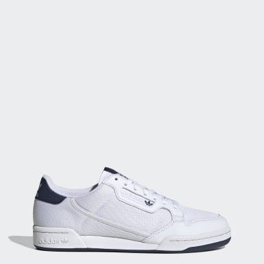 Chaussure Continental 80 Blanc Originals