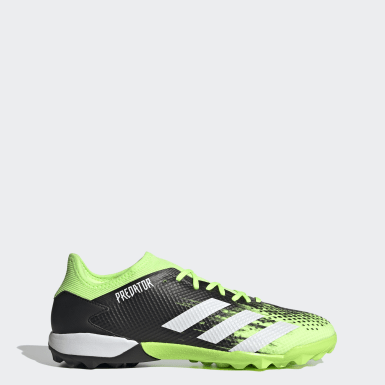 Zapatos de fútbol Predator Mutator 20.3 Pasto Sintético Verde Hombre Fútbol