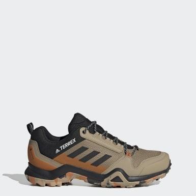 Zapatillas de Senderismo Terrex AX3 GORE-TEX Verde TERREX