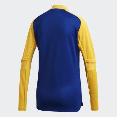 Buzo de Entrenamiento Boca Juniors Azul Mujer Fútbol