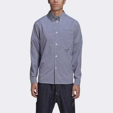 HM Long Sleeve Shirt Bialy