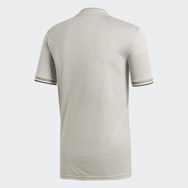 Männer Fußball Juventus Turin Auswärtstrikot Braun