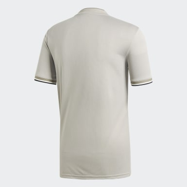 Heren Voetbal Bruin Juventus Uitshirt