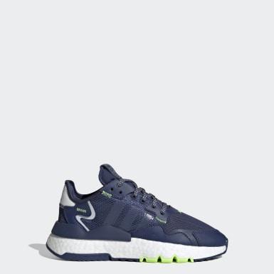Sapatos Nite Jogger Azul Criança Originals