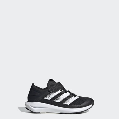 Kids Running Black RapidaFaito SUMMER.RDY Shoes