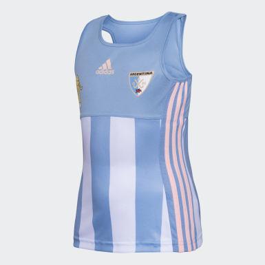 Camiseta Titular Leonas Azul Niño Hockey