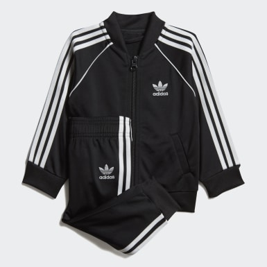 Infant & Toddler Originals Black SST Track Suit