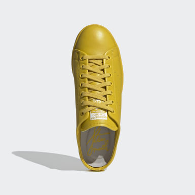 Tenis Stan Smith Slip-On Amarillo Hombre Originals