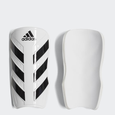 Lifestyle White Everlesto Shin Guards
