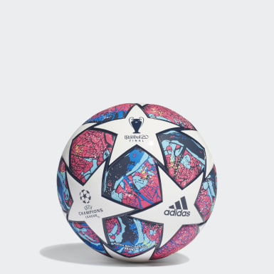 Men's Soccer White UCL Finale Istanbul Mini Ball