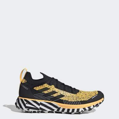 Sapatos de Trail Running Two Parley TERREX Dourado Homem TERREX