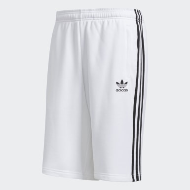 3-Stripes French Terry Shorts