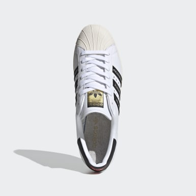 Tenis Superstar 80s Human Made Blanco Hombre Originals
