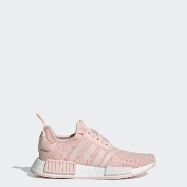 Kids Originals Pink NMD_R1 Shoes