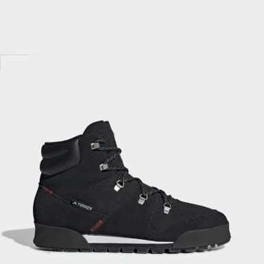 Bota Terrex Snowpitch Climawarm