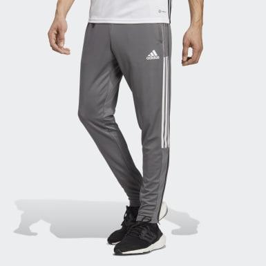 Pants Tiro 21 Gris Hombre Fútbol